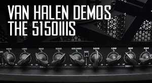 Van Halen Demos the 5150IIIIS